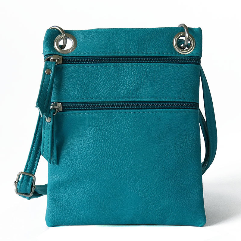 Women PU Leather Messenger Bag