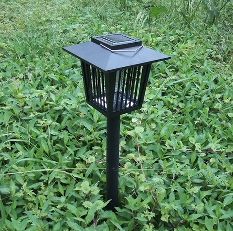 Hot Sale Garden Tools Solar Power Lawn Lamp Solar Energy Lamps Insecticide Mosquito Repellent Lamp Mosquito Killer Outdoor