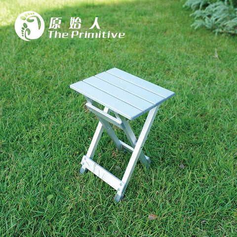 2016 New Real Folding Chairs Rocking Chair Outdoor Multifunctional Folding Stool Ultra-light Fishing Chair Aluminum Alloy Mazha