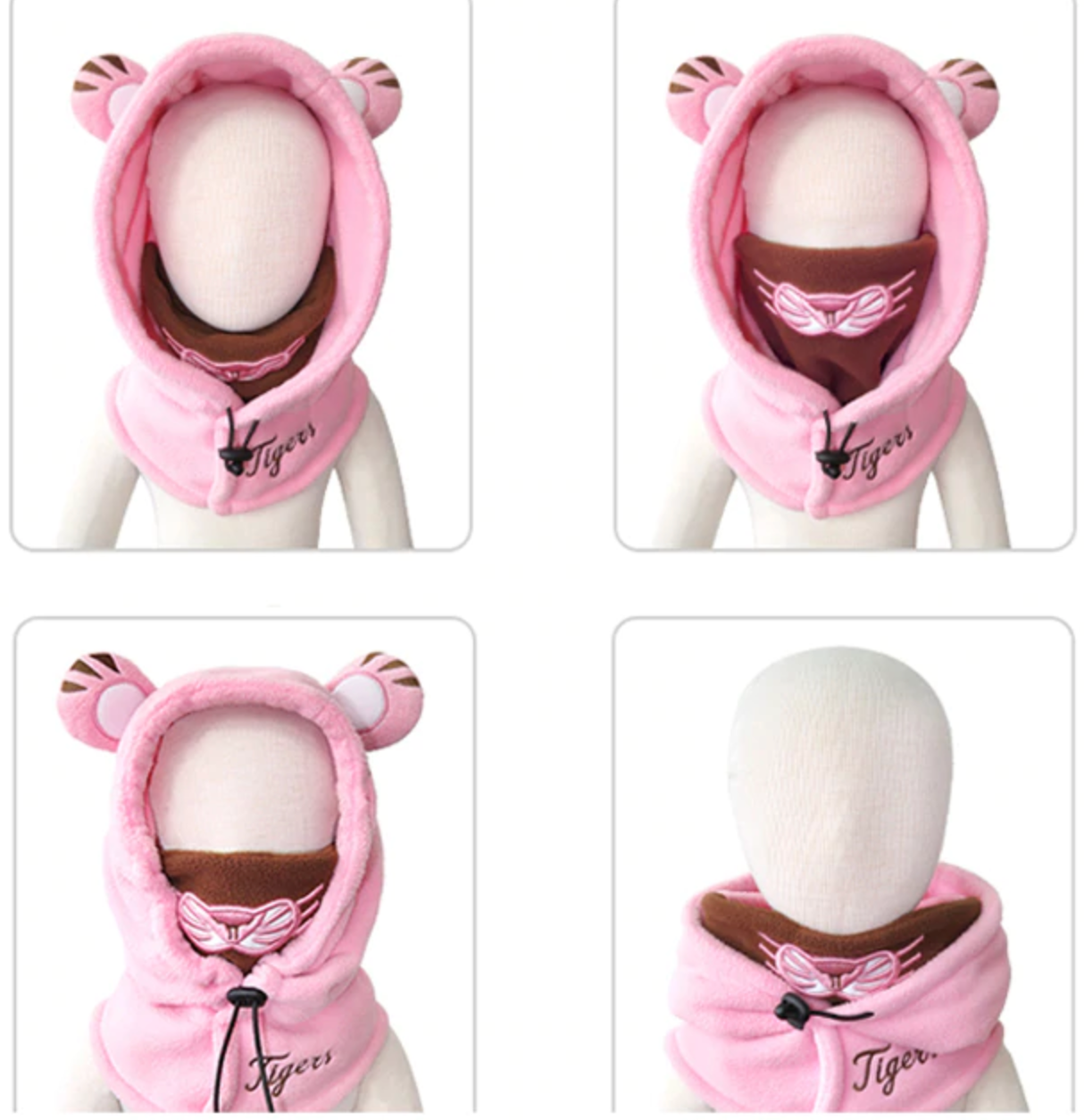 Children Fleece Balaclava