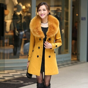 Luxury Winter Coat - LuisaMora