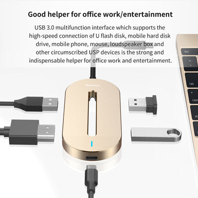 HUB Multifunction Converter For Macbook - LuisaMora