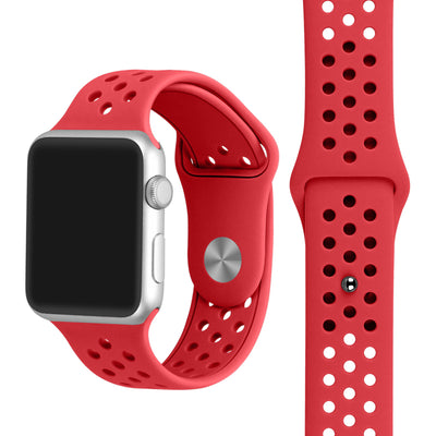 Silicone Airy Band For Apple Watch - LuisaMora