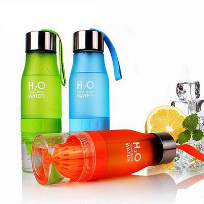 Fruit Juice Infuser Water Bottle 650ml - LuisaMora