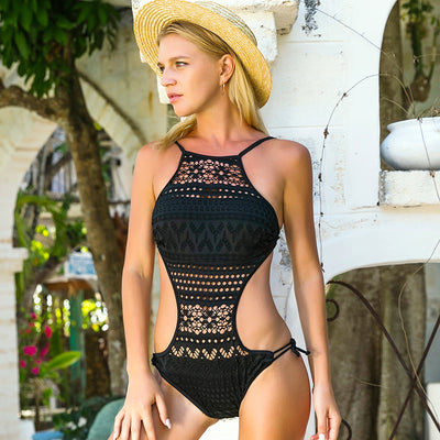 Queen luxurious monokini - LuisaMora