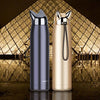 Fox Ear Double Wall Thermos Bottle - LuisaMora
