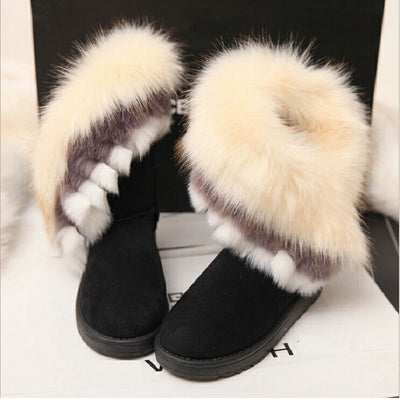 2018 Fashion Snow Boots - LuisaMora