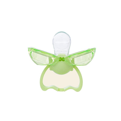 Baby Pacifier With Encapsulating Wings - LuisaMora