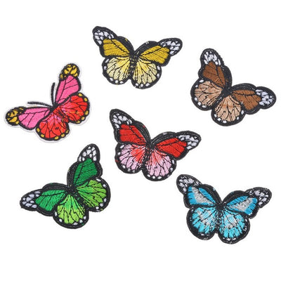 14PCs Summer Iron On Patches - LuisaMora