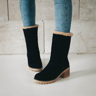 Casual Winter Boots