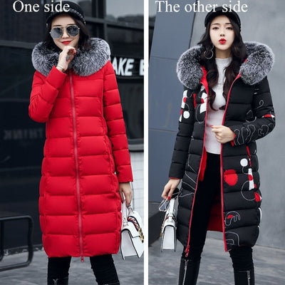 2-Sided Winter Coat