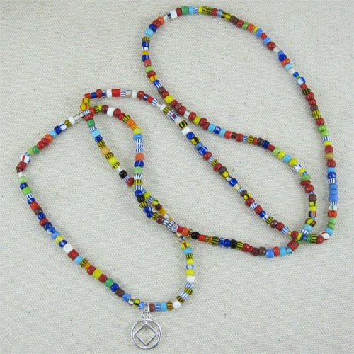 Narcotics Anonymous Meditation Beads