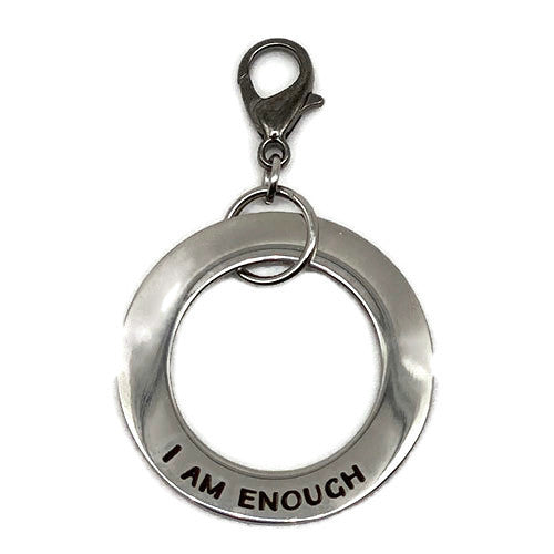 """I Am Enough"" Charm"