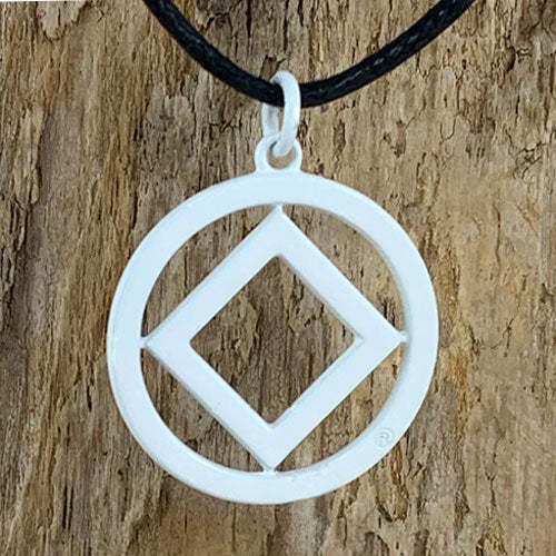 Narcotics Anonymous Cutout Pendant