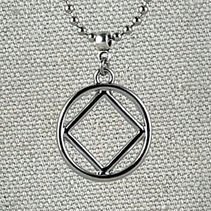 Narcotics Anonymous Pendant