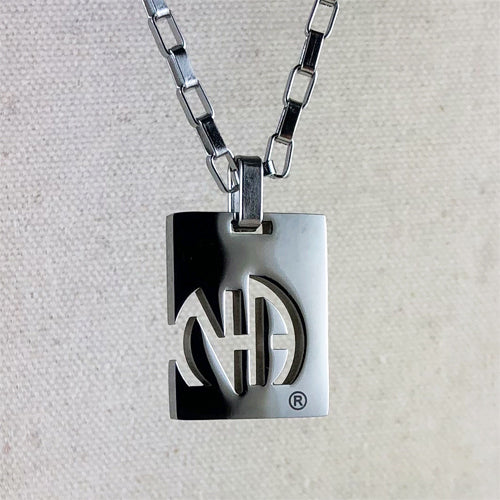 Narcotics Anonymous Stainless Steel Cutout Pendant