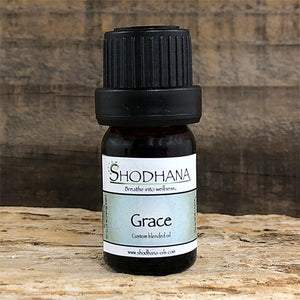 """Grace"" - Aromatherapy Essential Oil Blend"