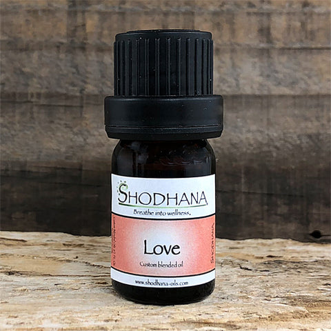 """Love"" - Aromatherapy Essential Oil Blend"