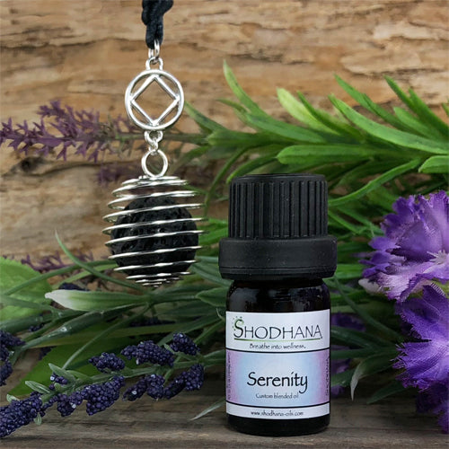 """Serenity"" - Aromatherapy Diffuser Kit - Narcotics Anonymous"