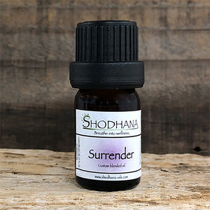 """Surrender"" - Aromatherapy Essential Oil Blend"