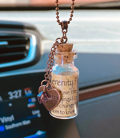 Serenity Prayer in a Bottle