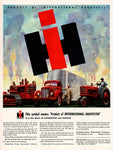1945 International Harvester Ad