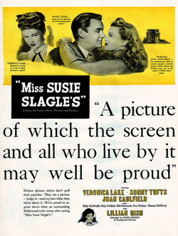 1946 Miss Susie Slagle's Movie Ad