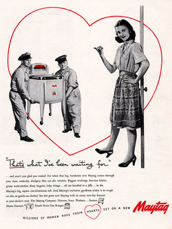 1946 Maytag Washer Ad