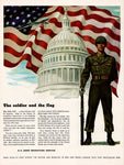1947 U.S. Army Recruiting Ad