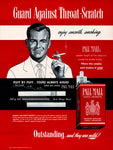 1950 Pall Mall Cigarettes Ad