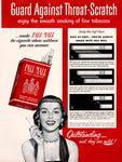1951 Pall Mall Cigarettes Ad
