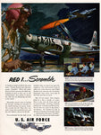 1951 U.S. Air Force Ad