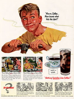 1951 Coffee Ad