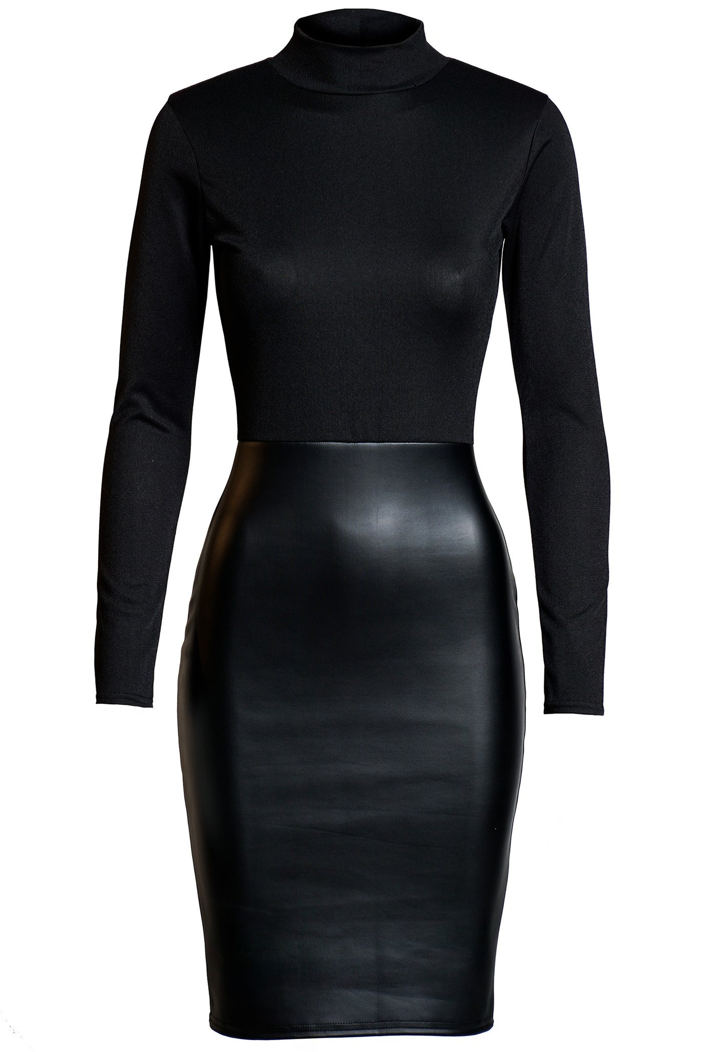 Meghan Markle Celebrity Inspired Black Dress