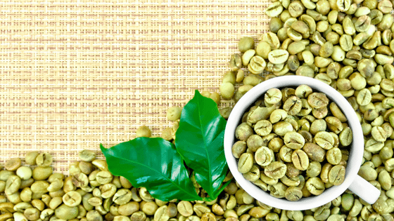 purelyft green coffee bean