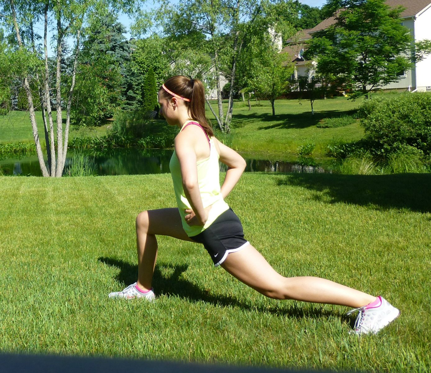 5 Outdoor Moves for the Summer Season