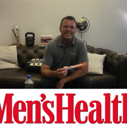 pureLYFT CEO at Men's health