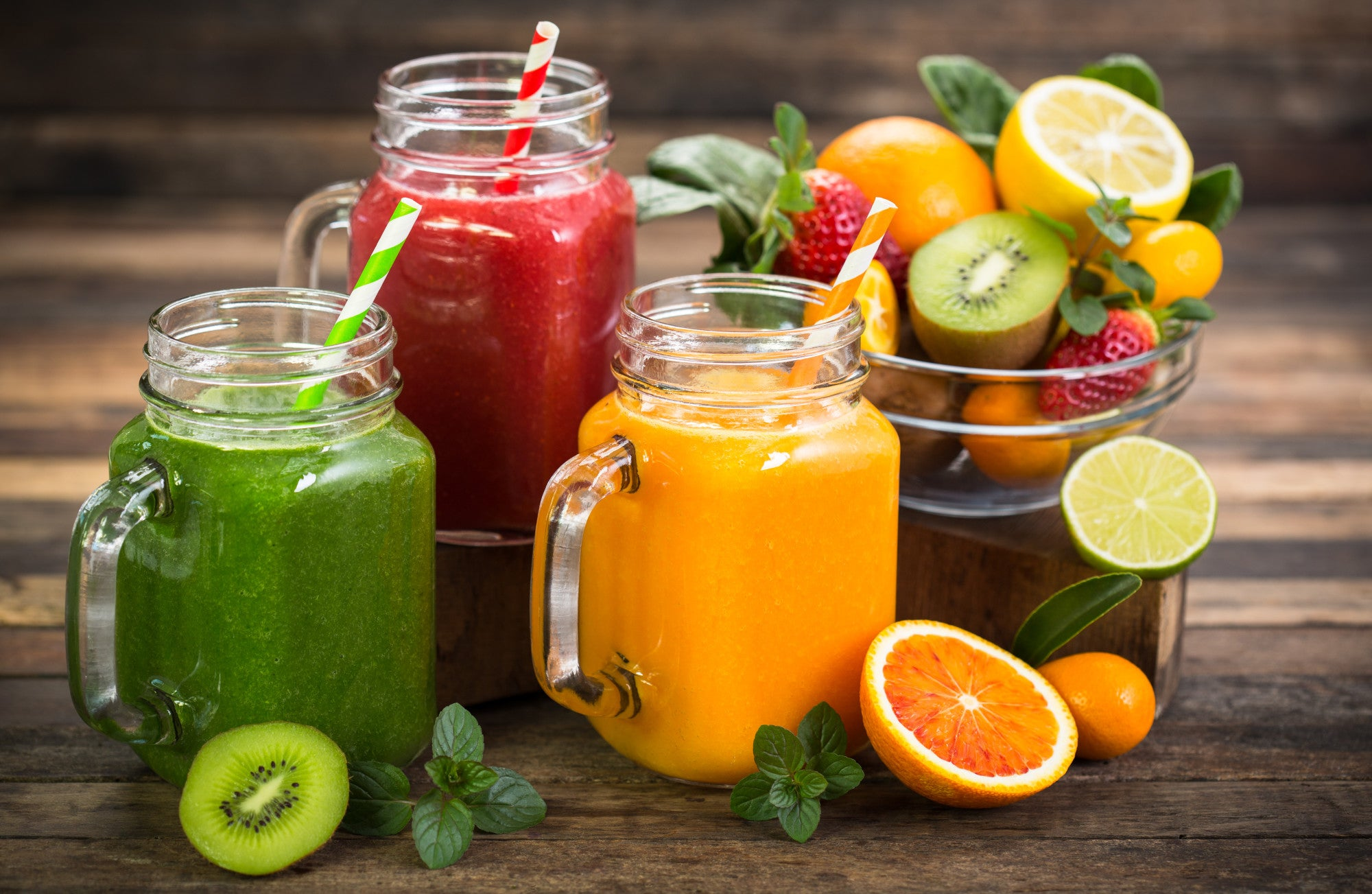 The 10 Best Low Calorie Smoothies To Get You Up In The Morning