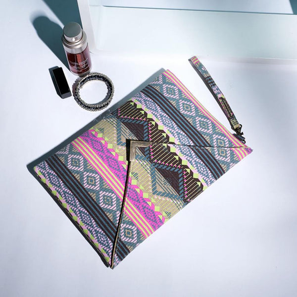 Handbag Purse - Envelope Clutch