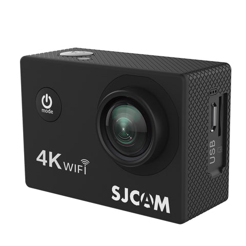 AIR Action Camera Full HD 4K WIFI Sport DV 2.0 Inch Screen - Black