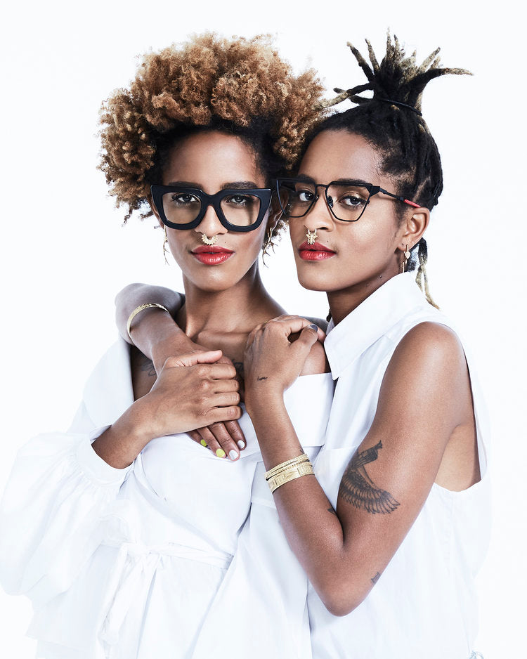 Coco And Breezy Founders of Coco And Breezy Lenswear