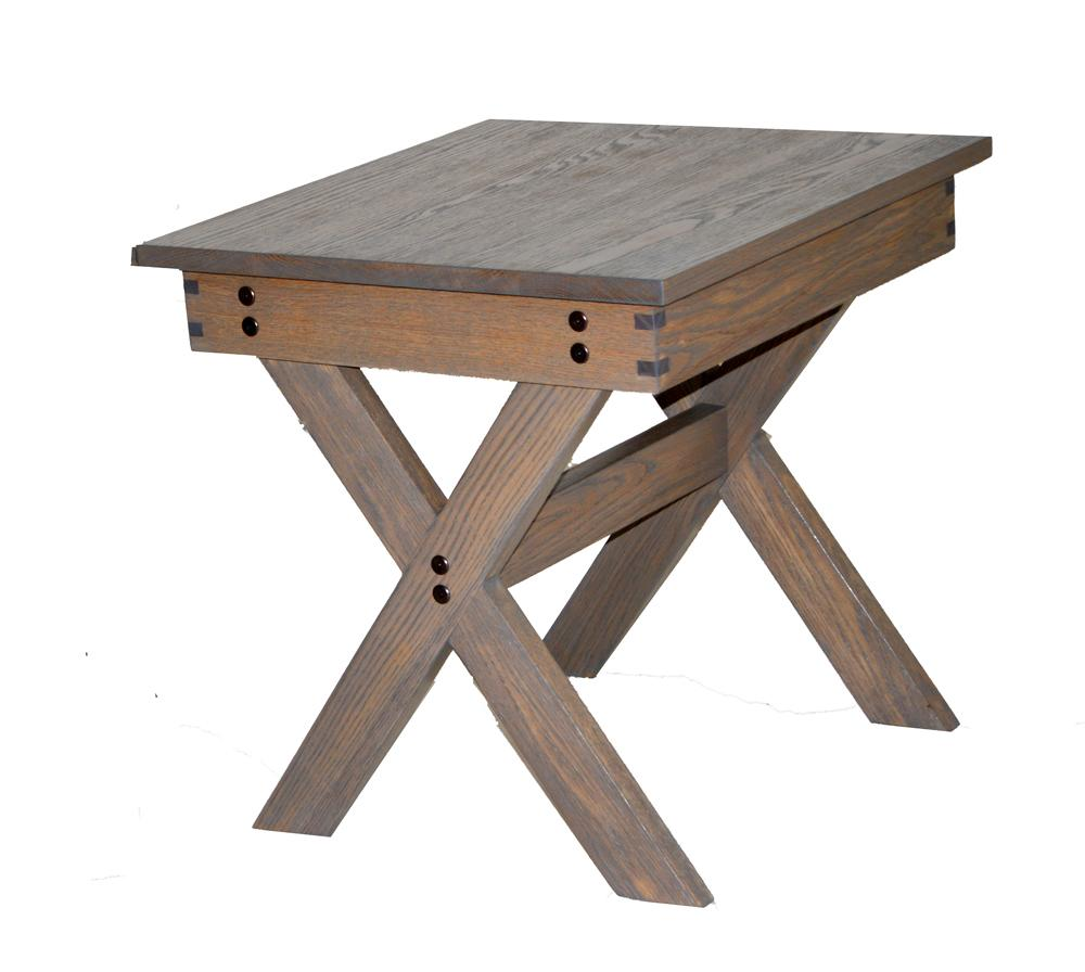 Contemp X Side Table (Free Shipping!