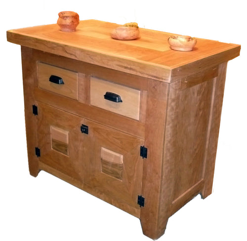 Cape Dutch Kitchen Chest/Counter