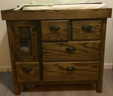 Tilden Baby Changing Table