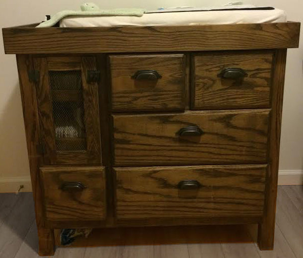Tilden Baby Changing Table ...
