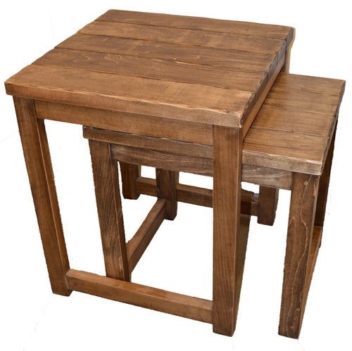 Cape Dutch Nesting Tables