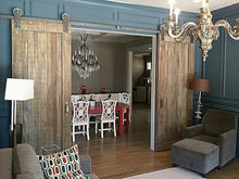 Barn Door - Single with Perimeter Accent