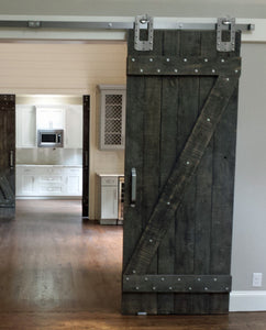 Barn Door - Single with Z cross brace