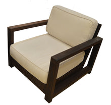 Afrika Single Lounger