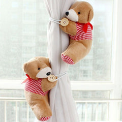 Bear Curtain Holder For Babies Bedroom - [3 Variants]